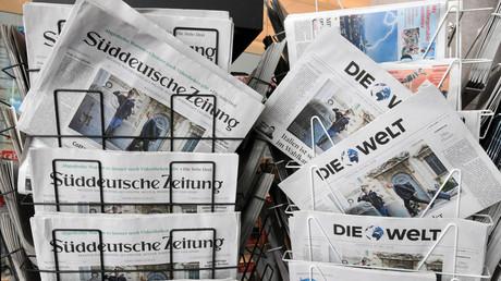 Tagespresse  - unter anderem die