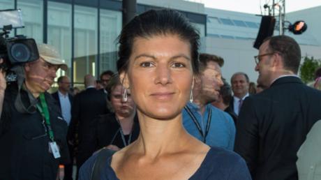 Sahra Wagenknecht startet ihre Bewegung, Bild packt die Nazi-Keule aus
