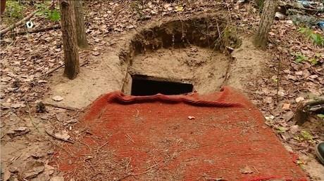 Drei Meter vor Ziel geschnappt: Gauner in Sibirien graben zwei Jahre lang Tunnel zur Erdöl-Pipeline