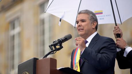 Iván Duque - Kolumbianischer Präsident unter der Schirmherrschaft der USA?