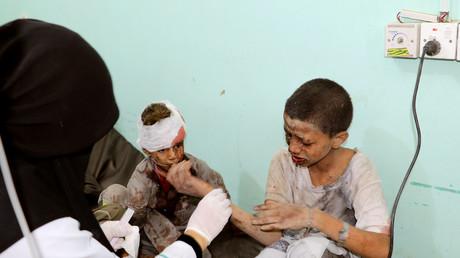 Zahl der Toten bei Luftangriff auf Schulbus im Jemen steigt auf 50