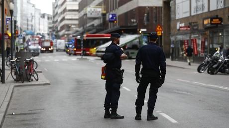 Stockholmer Lkw-Terrorist in Zelle verprügelt (Archivbild)