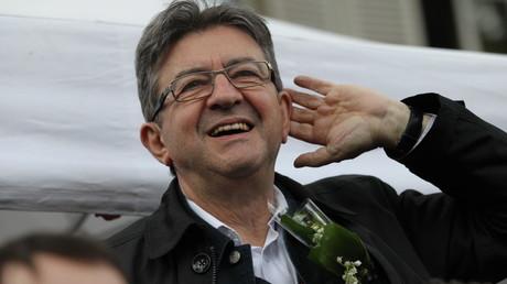 Der französische Oppositionsführer und ehemalige Präsidentschaftskandidat Jean-Luc Mélenchon ist aktiver Twitter-Nutzer. Nun wird er nach dem Benalla-Skandal von den Medien verdächtigt,