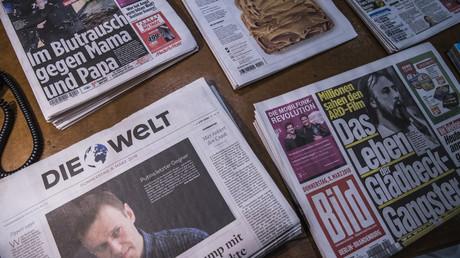 Deutsche Presse. Symbolbild