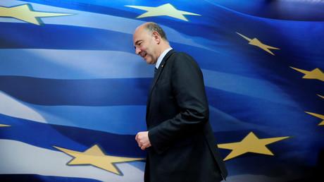 Griechenland-Hilfen: EU-Kommissar Pierre Moscovici zieht kritische Bilanz