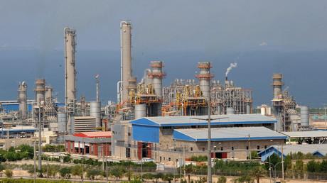 Wegen US-Sanktionen: Frankreichs Total beendet Gas-Zusammenarbeit mit Iran