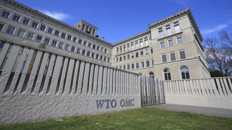 WTO-Hauptquartier in Genf