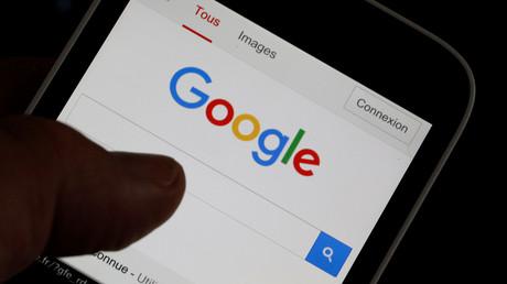 Mag Google keine konservativen Inhalte? Das Unternehmen weist die Vorwürfe zurück.