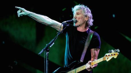 Symbolbild: Roger Waters, Progressive-Rock-Urgestein und ehemaliger Frontmann von Pink Floyd. Ein Konzert in Rom.