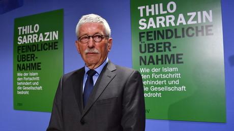 Stilisiert sich gerne als einsamer Rufer in der Wüste: Der ehemalige Berliner Finanzsenator und Mitarbeiter bei der Bundesbank Thilo Sarrazin.
