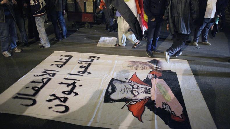 Die Karikatur Assads als Ablenkung von der Realität und ein Vergleich mit Lincoln und Churchill