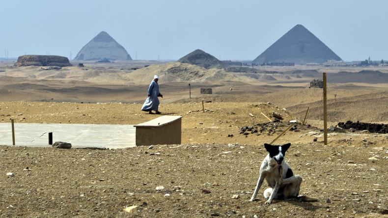 Archäologen finden in Ägypten Dorf aus Zeit vor den Pharaonen
