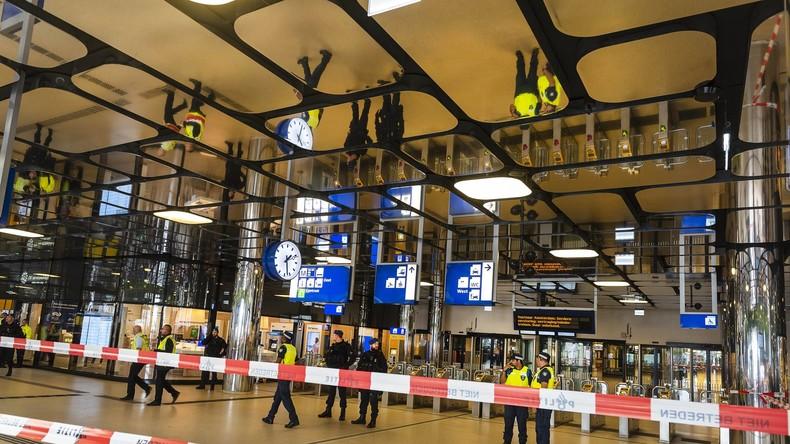 Messerattacke am Amsterdamer Hauptbahnhof war Terroranschlag – Angreifer lebte in Rheinland-Pfalz