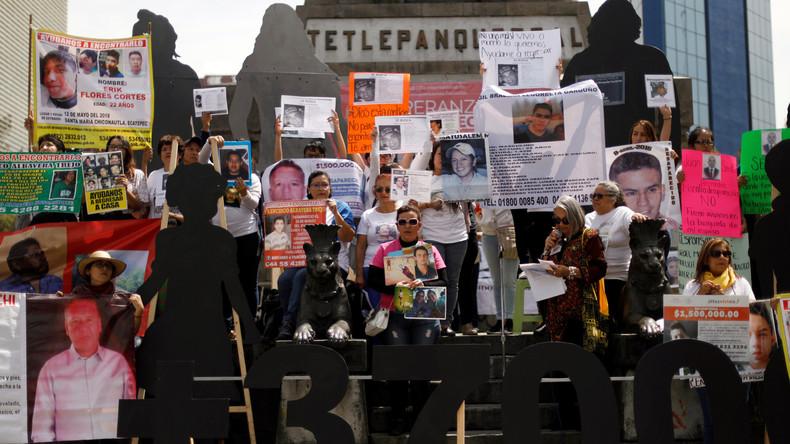 Verhältnisse wie in Afghanistan: Die Verschwundenen von Mexiko