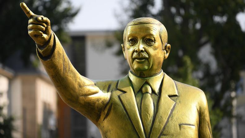 """Erdoğan fordert globale Handelspartner auf, das """"Monopol"""" des US-Dollars zu zerschlagen"""