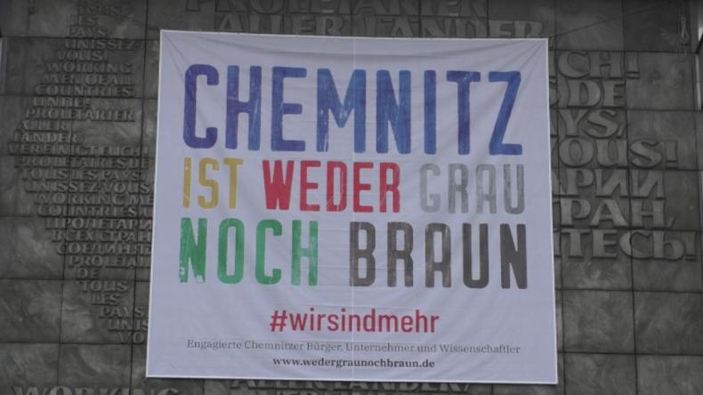 """Chemnitz: """"Wir sind mehr"""" - 65.000 Menschen besuchen Gratis-Konzert gegen Rechts"""