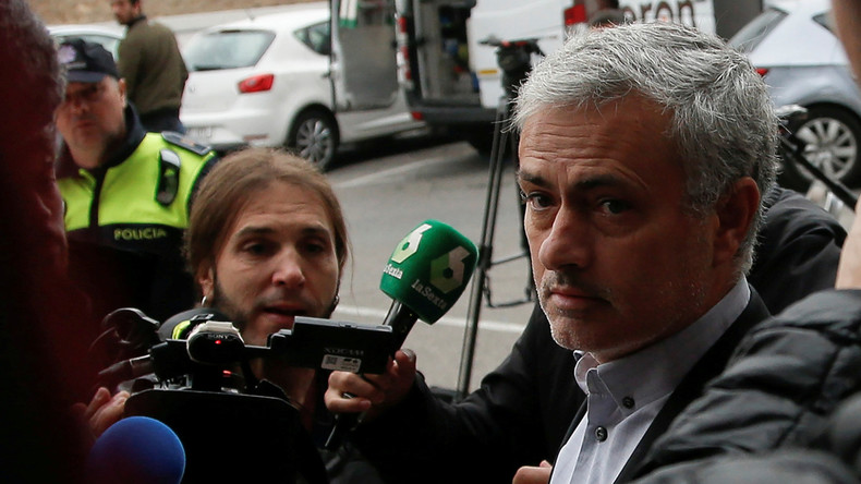 Et tu, Brute? José Mourinho einigt sich mit spanischer Justiz auf Haftstrafe wegen Steuer-Affäre