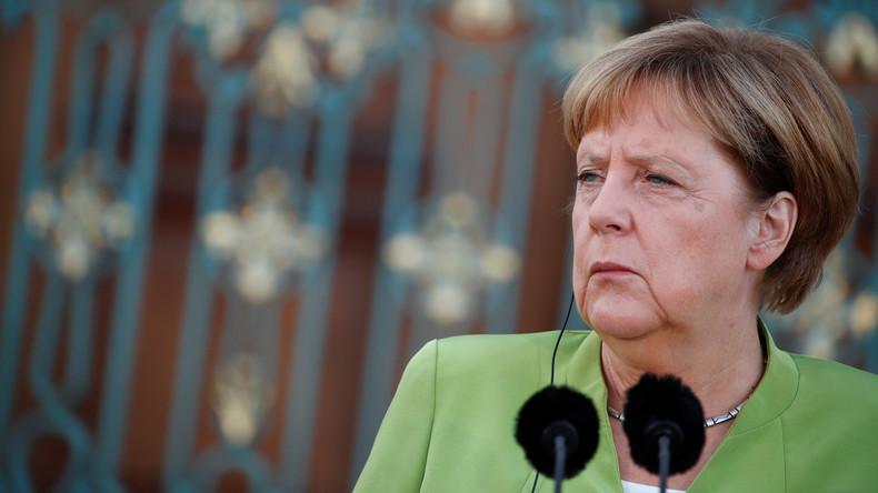 Merkel erwägt Chemnitz-Besuch - bislang kein Termin festgelegt