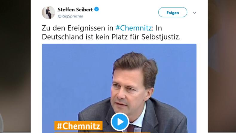 Fake News zu Chemnitz: Es gab keine Hetzjagd
