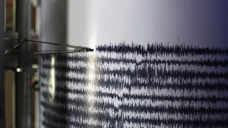 Erdbeben der Stärke 5,6 erschüttert Russlands Ural-Region