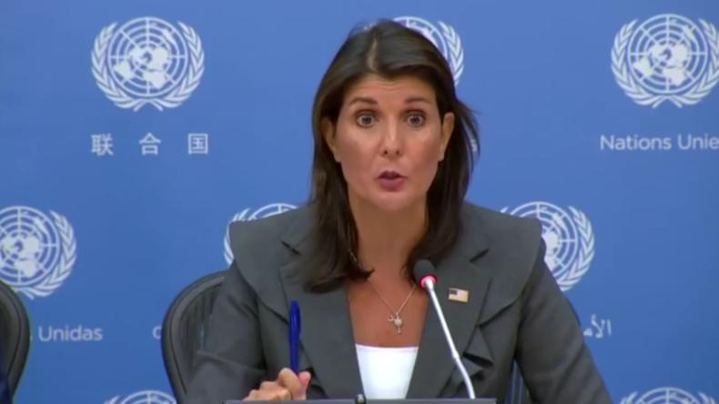 """USA drohen Assad und Russland vor UN: """"Wenn Chemiewaffen zum Einsatz kommen, wissen wir, wer es war"""""""