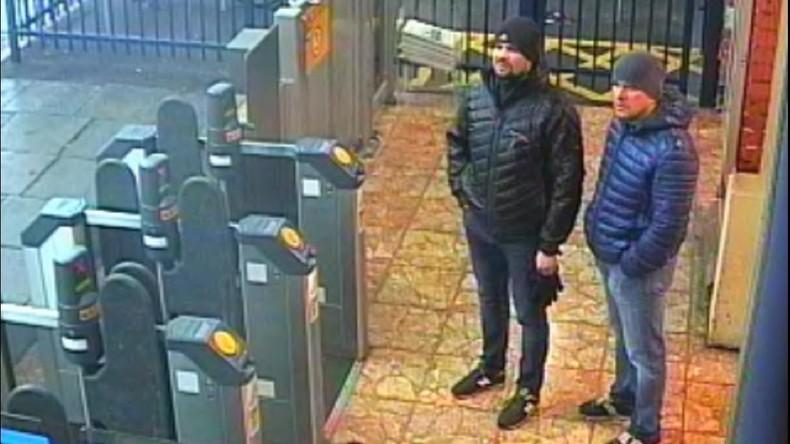 Theresa May zum Fall Skripal: Verdächtige Russen sind Geheimdienstoffiziere