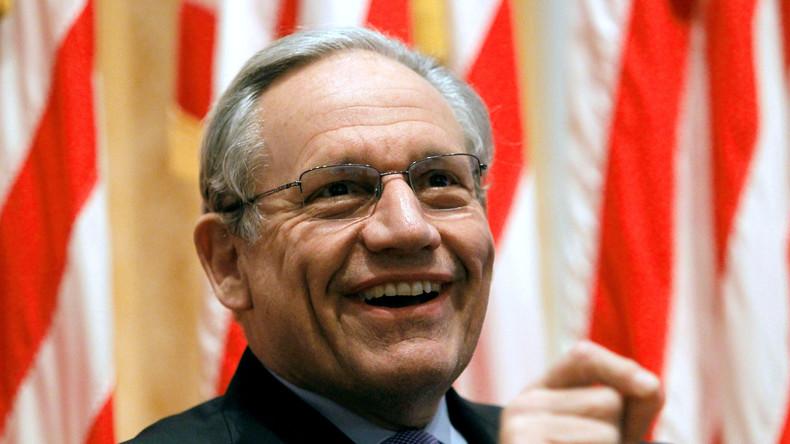 """""""Werkstatt des Teufels"""" – Watergate-Reporter Woodward veröffentlicht Buch über Trump"""