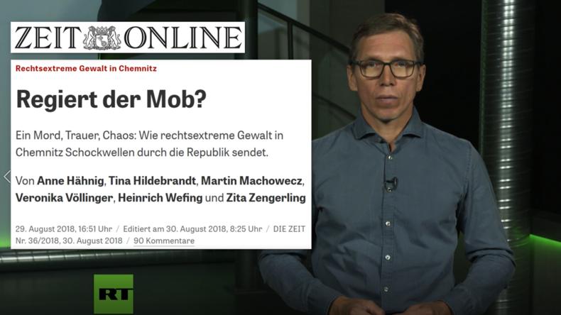 Gute Nazis, böse Nazis: Chemnitz im Schatten selektiver Betroffenheit