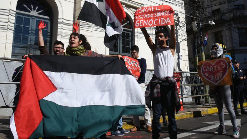 Paraguay verlegt Botschaft in Jerusalem zurück nach Tel Aviv - Israel schließt Botschaft in Paraguay