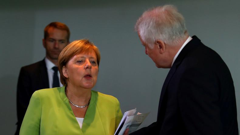 """Seehofer nennt Migration die """"Mutter aller Probleme"""""""