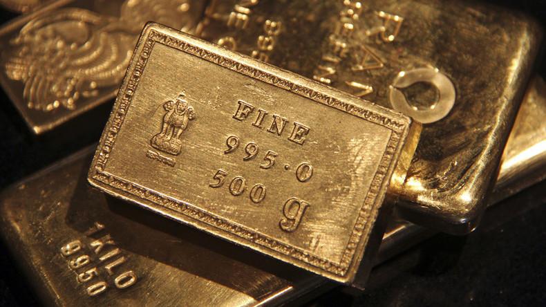 Der Nächste bitte: Indien stößt US-Staatsanleihen ab und kauft massiv Gold ein