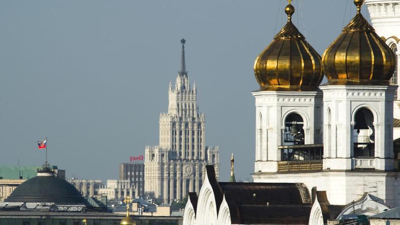 """Russisches Außenministerium nimmt Stellung zu neuen """"Beweisen"""" in der Skripal-Affäre"""