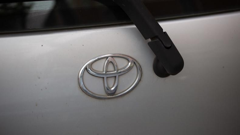 Rückruf für mehr als eine Million Toyota-Autos - Kurzschluss-Risiko