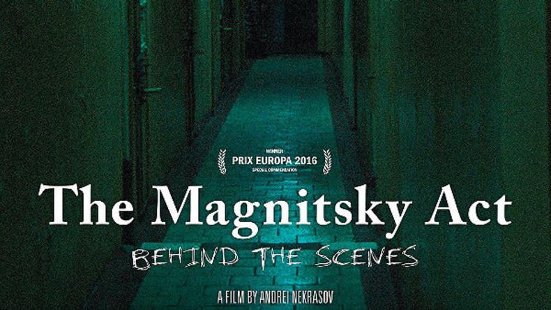 """Der Film """"The Magnitsky Act"""" oder: Vom Unwillen zur Aufklärung in EU und USA"""