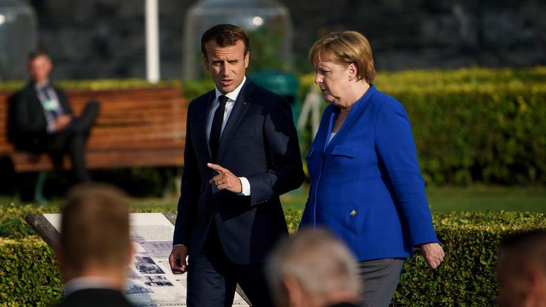 Paris und Berlin eröffnen neue Phase in den Beziehungen zwischen EU und Russland