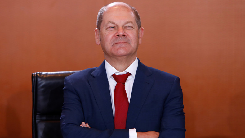 Finanzminister Olaf Scholz – Politik für das große Geld statt für die kleinen Leute