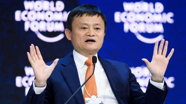 Jack Ma kündigt Rückzug von Alibaba-Spitze an