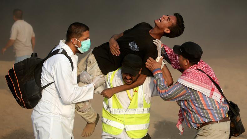 16-jähriger Palästinenser stirbt im Gazastreifen an Verletzungen