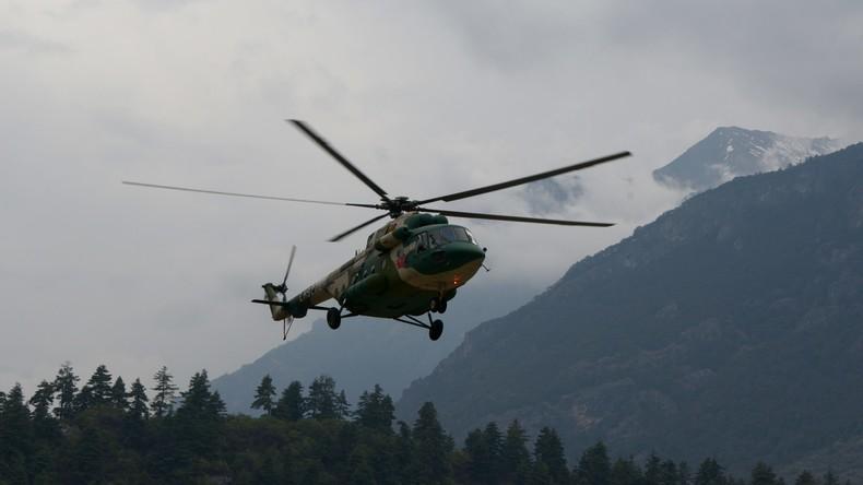 Sechs Tote bei Hubschrauberabsturz in Nepal