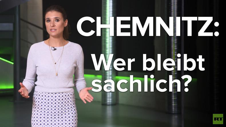 Chemnitz: Sachlichkeitsvergleich zwischen Links und Rechts