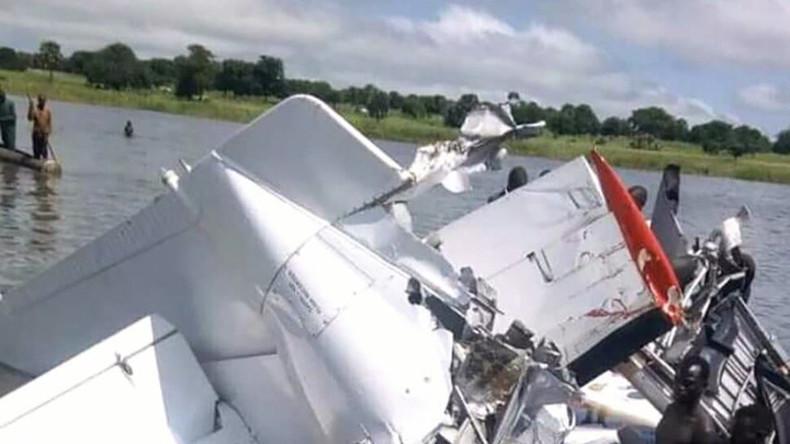Mehrere Tote bei Flugzeugabsturz in Südsudan