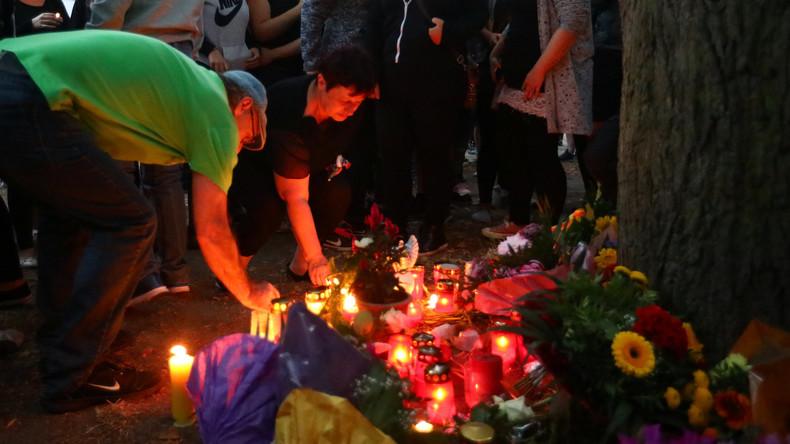 Todesfall in Köthen: Pressekonferenz des Innenministers und der Justizministerin