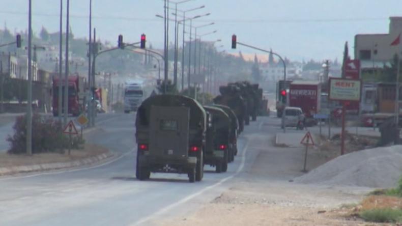 Türkei: Kurz vor der Offensive in Idlib? – Türkischer Militärkonvoi rückt an syrische Grenze