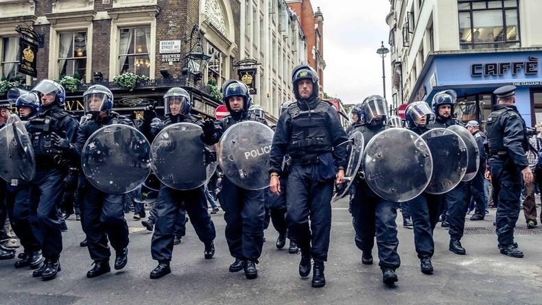 Sollte Brexit-Deal scheitern: Britische Polizei und Militär bereiten sich auf Ausschreitungen vor