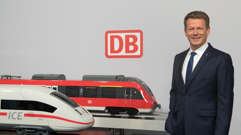 Brandbrief vom Chef: Die Deutsche Bahn steckt tief in der Krise