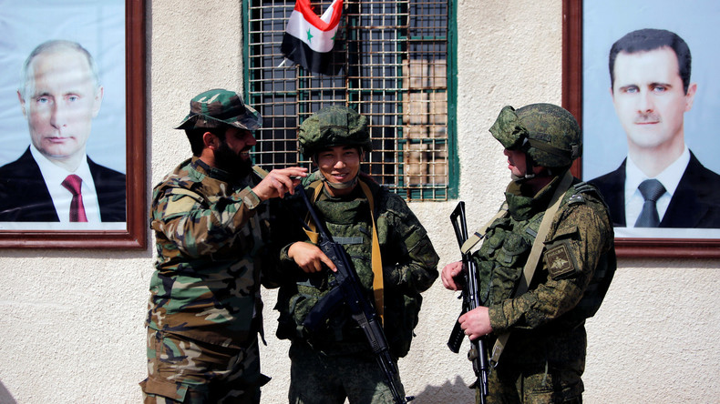 Medienbericht: USA erwägen Angriff auf russische und iranische Ziele in Syrien