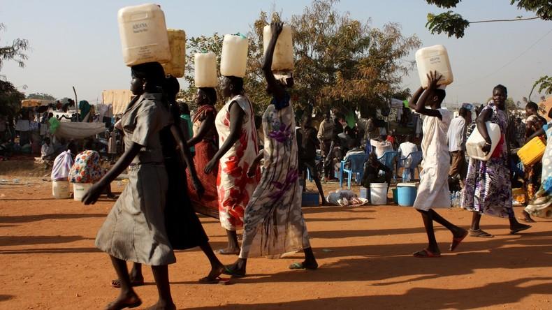 Polizei im Sudan rettet 94 Opfer von Menschenhandel
