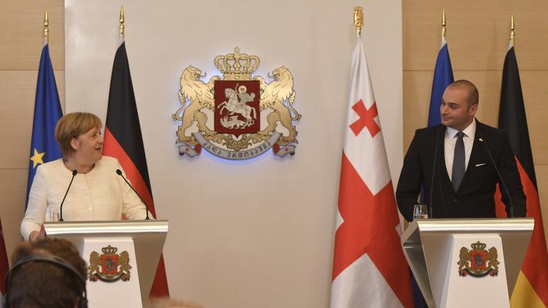Interview: Deutschland wird Beziehungen zu Russland nicht für Georgien wegen Südossetien aufgeben