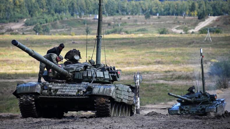 Russland beginnt größtes Manöver im Fernen Osten: 300.000 Soldaten und 1.000 Flugzeuge