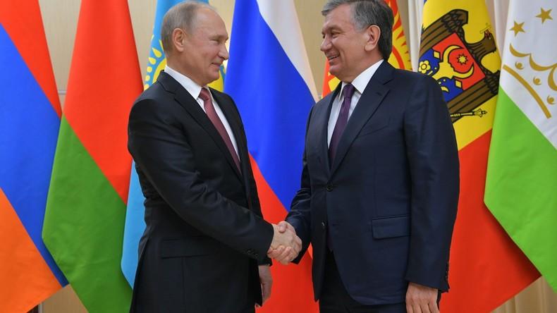 Usbekischer Abgeordneter im Interview: US-Militärbasis wird es nicht mehr geben